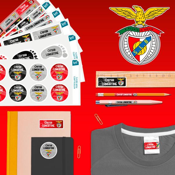 Pack Essentiel Benfica