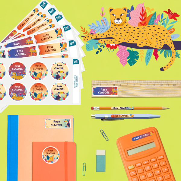 Pack fournitures scolaires