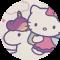 Hello Kitty Licorne