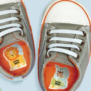 Etiquetas Intuitivas para calçados