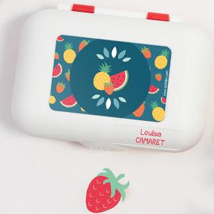 ludibox - porta merenda personalizzato per bambini