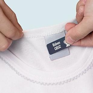 Autocolantes para roupa
