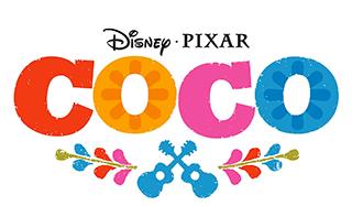 Logo Disney Pixar Coco
