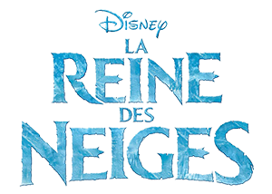 Logo Reine des Neiges de Disney