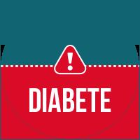 Etiquette Alerte diabète