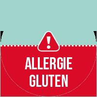 Etiquette Allergie Gluten