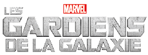 Logo du film Marvel's Gardiens de la Galaxie