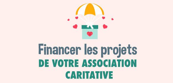 Financez les projets solidaires de votre association