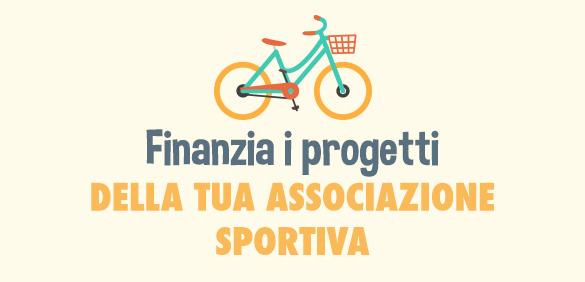 Finanzia i progetti della tua associazione sportiva