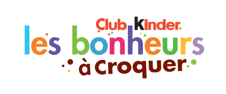 Le logo color du Club Kinder