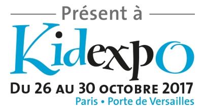 Le logo de de Kidexpo 2017