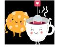 Cookies et thé