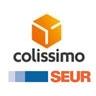 Logo Mensajería Colissimo