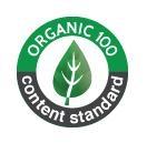 Logo Organic Content Standard OCS 100