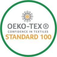 Label Oekotex Standard 100 - Confiance Textile