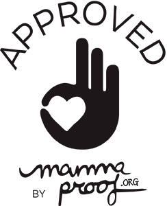 sello approved by mamma proof