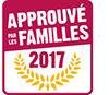 Logo Label Approuvé par les Familles Édition 2017