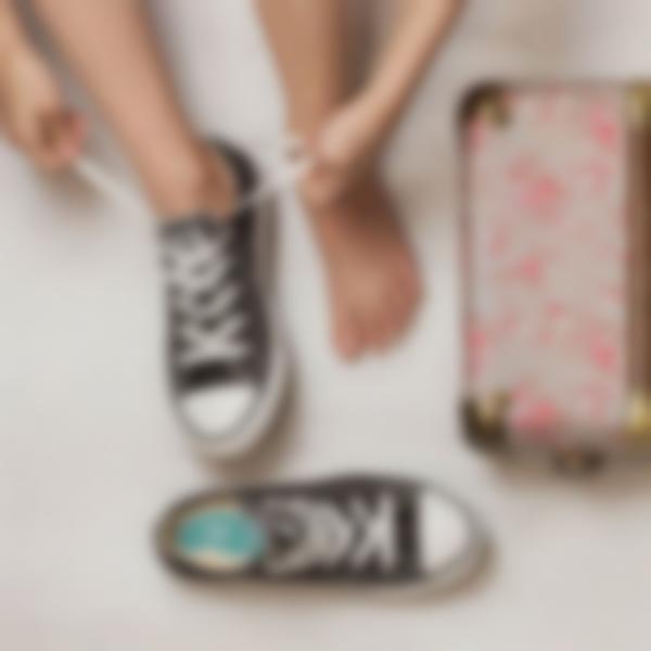 3 etiquettes autocollantes sticker prenom chaussures enfant
