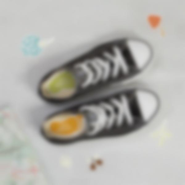 3 pack etiquettes chaussures classe verte
