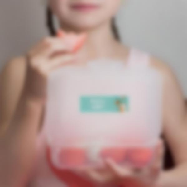4 autocollants stickers rectangles nom etiquettes ecole objets