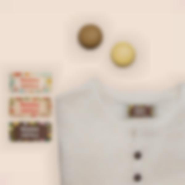 4 pack etiquettes marquage linge personnes agees bis