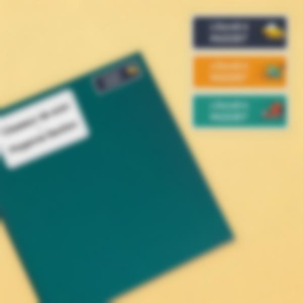 5 etiquettes rectangles objets ecole maternelle travaux publics