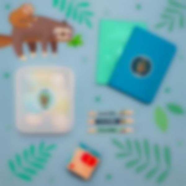 5 pack etiquettes vetements objets ecole maternelle paresseux