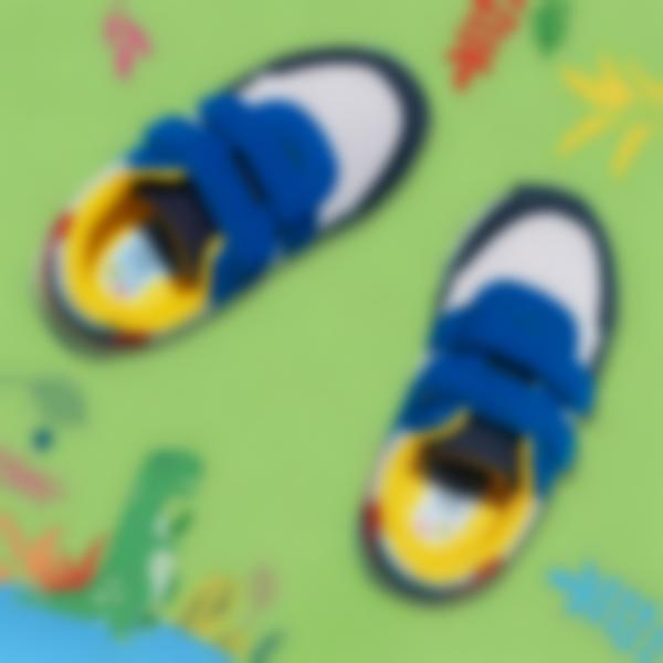 6 pack etiquettes autocollantes chaussures dinosaures