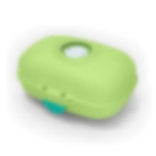 boite a gouter monbento gram vert apple lapin 01