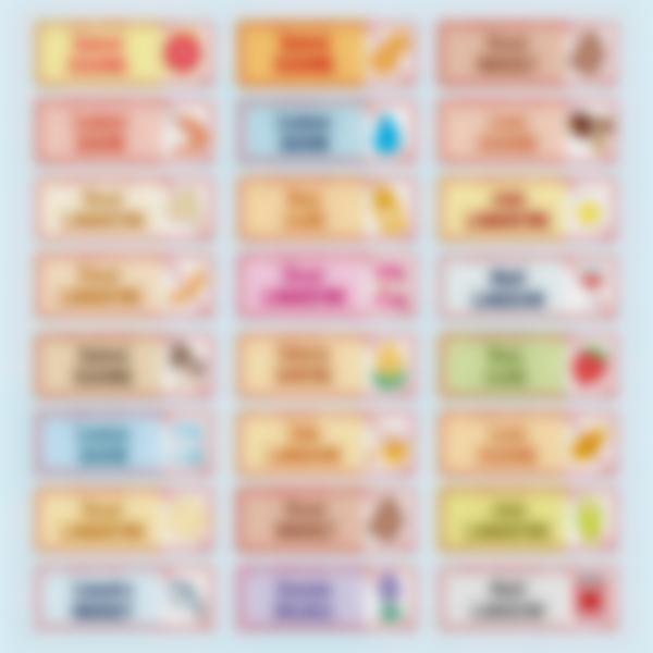 etiquettes noms allergies details rectangles 1