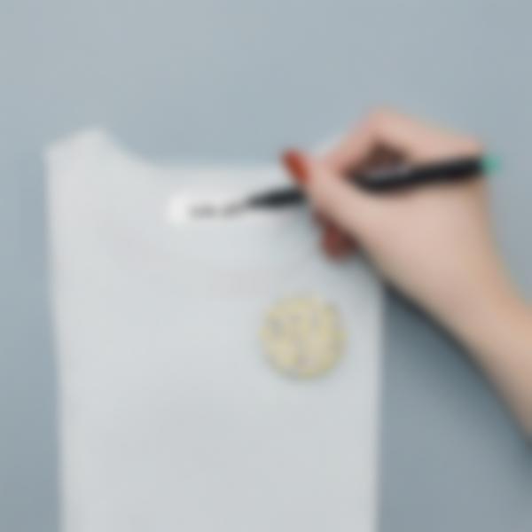 etiquettes thermocollantes vierges blanche non imprimees 3