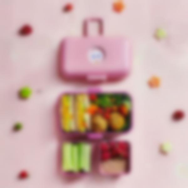 lunchbox enfant monbento tresor ambiance rose blush 1