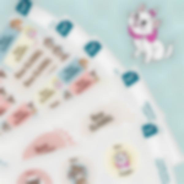 pack maternelle disney animaux miniature