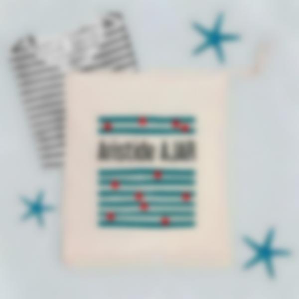 sac de rangement tissu mariniere 1