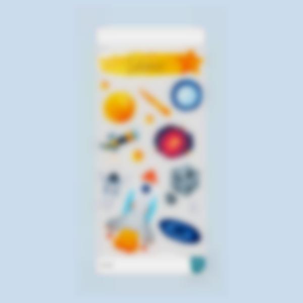 sticker gourde espace cantimplora garrafa bottle borraccia 02