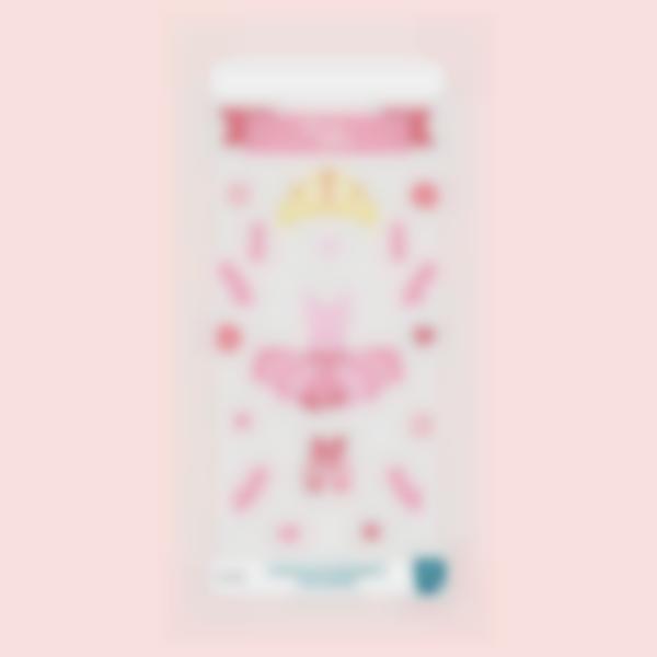 stickers gourdes plaquette ballerine 1 2