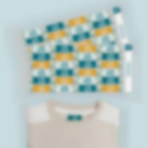 Étiquettes Thermocollantes pour vêtements - Personnalisation unique