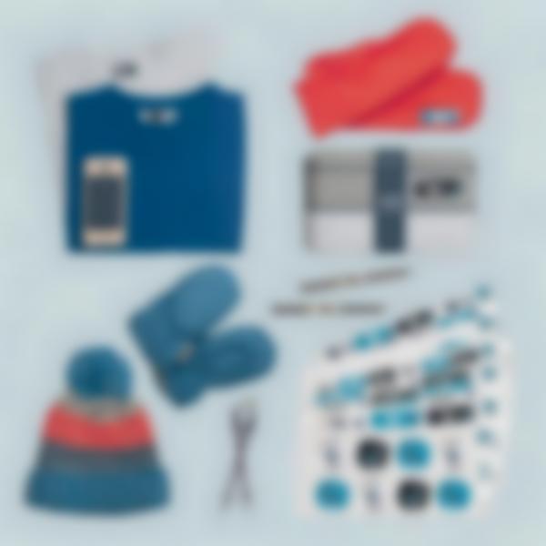 Pack étiquettes Classe de neige