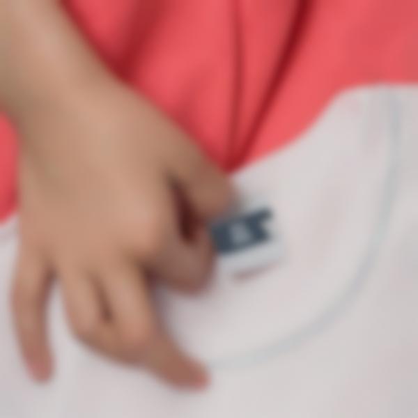 Étiquettes autocollantes Ludisticks pour vêtements - Un seul nom