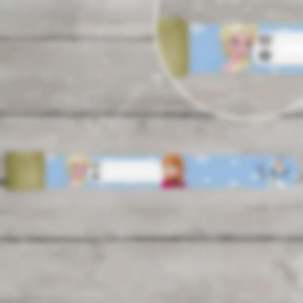 Bracelet identification enfant si perdu - Disney's La Reine des Neiges