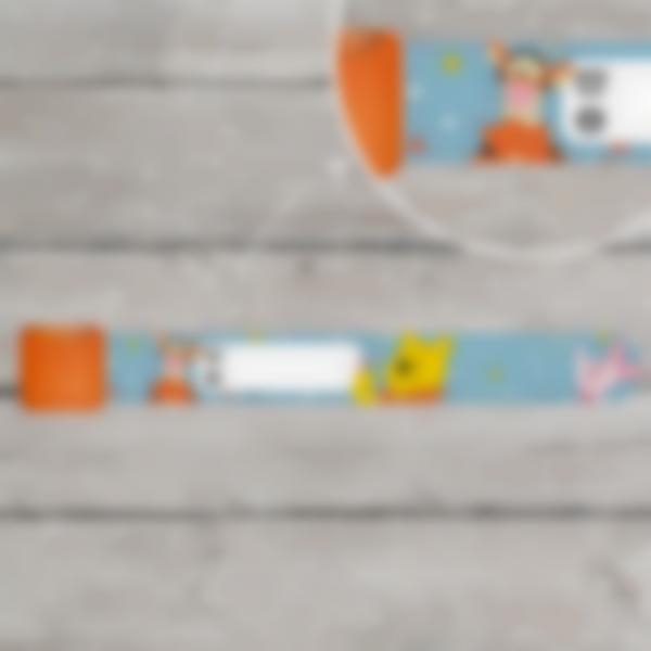 Bracelet identification enfant si perdu - Disney's Winnie L'Ourson