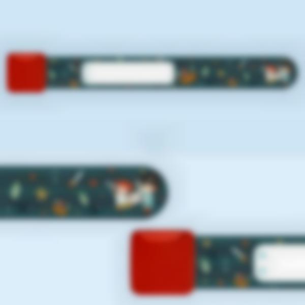 Bracelet d'identification enfant - Pirate 3