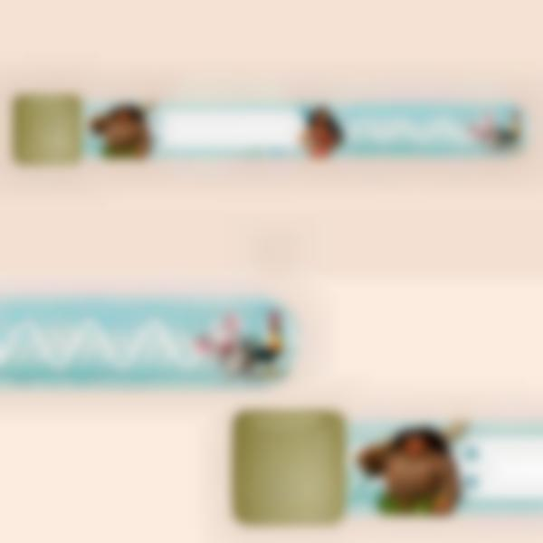 Bracelet d'identification enfant - Disney Vaiana