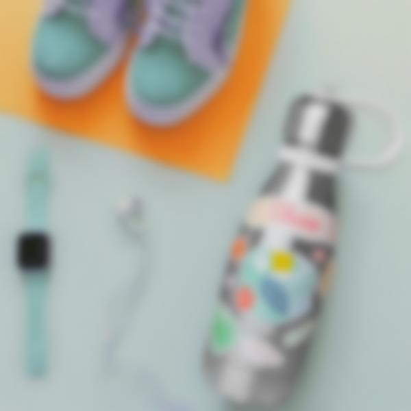 Stickers décoratifs pour Gourde
