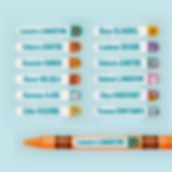 Mini Autocollants pour Objets - Disney Animaux - multi-personnalisations