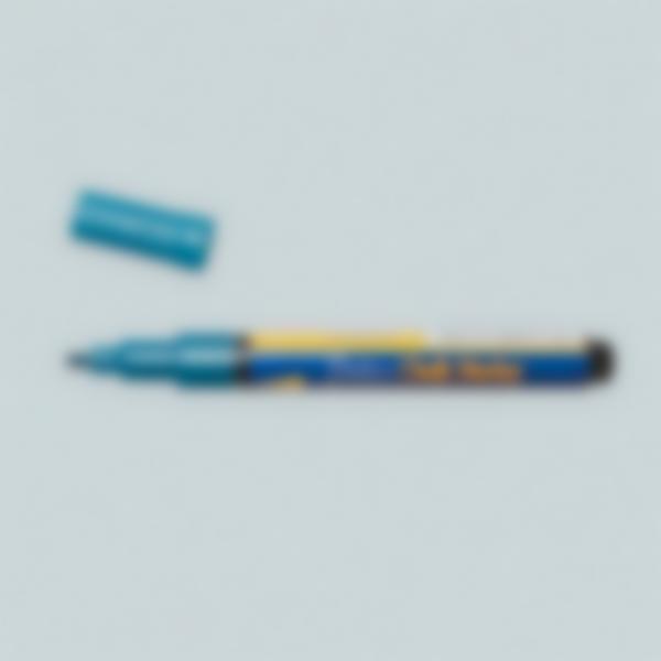 Feutre Craie Liquide - Bleu Métallique