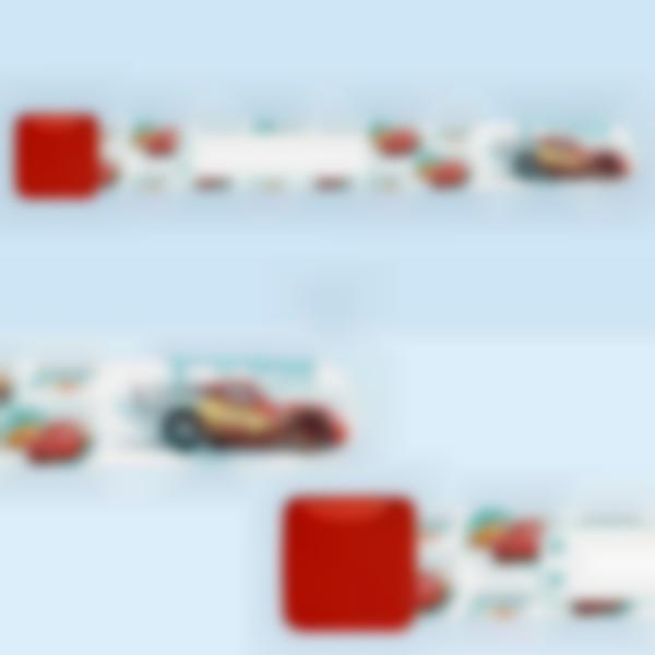 Bracelet d'identification enfant - Disney-Pixar Cars 3 - Blanc