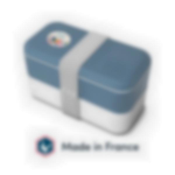 Boîte à repas - Bleu Denim - MB Original Monbento - Made in France