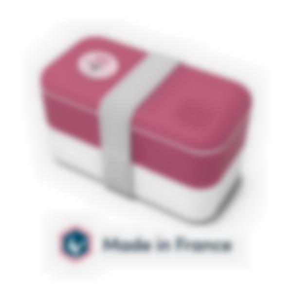 Boîte à repas - Rose Blush - MB Original Monbento - Made in France