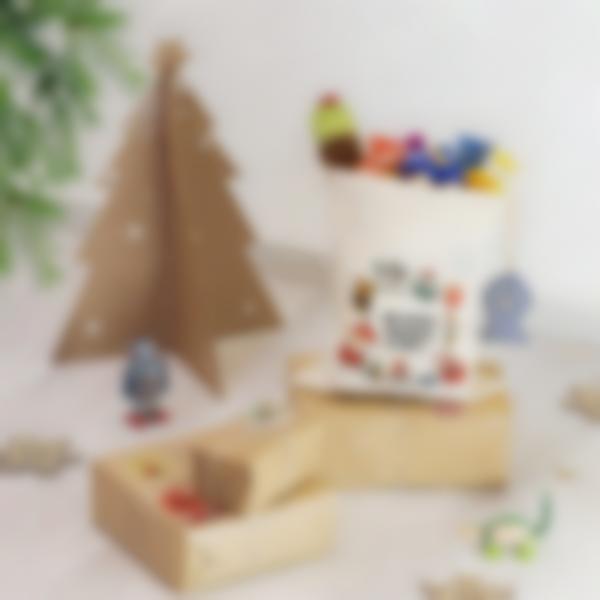 Sac à surprises de Noël